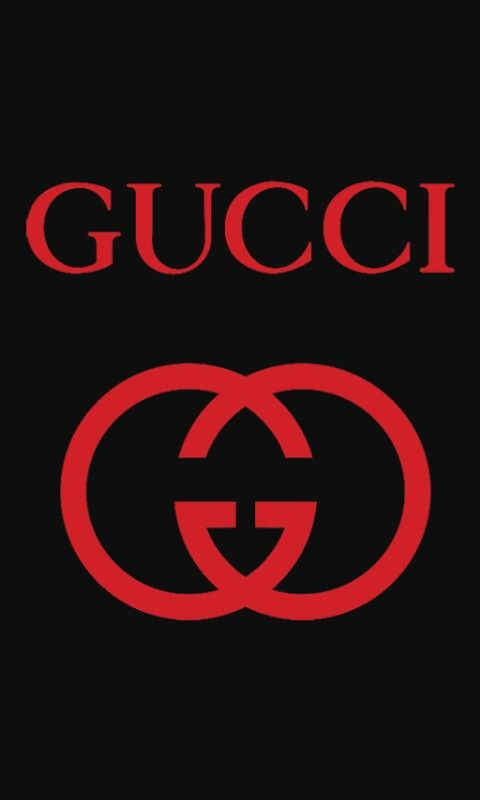 Red Gucci Wallpaper