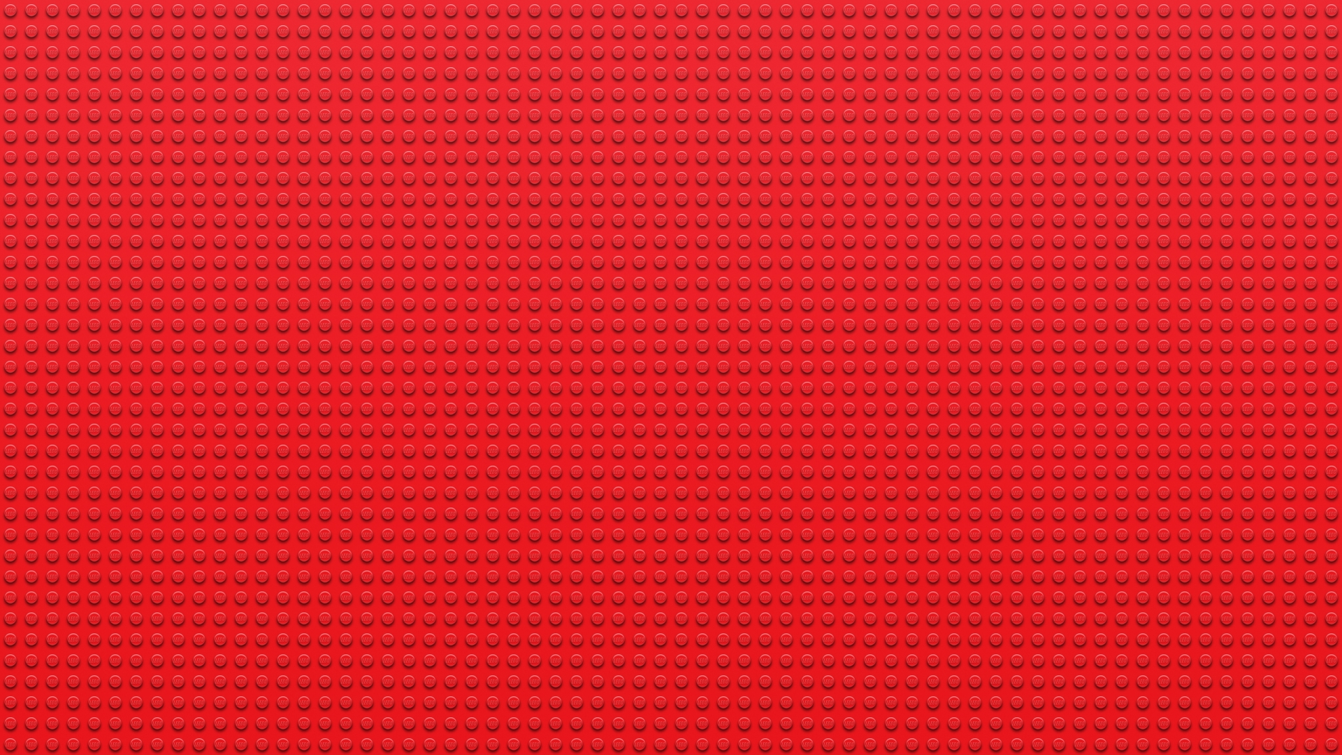 Red Lego Wallpaper