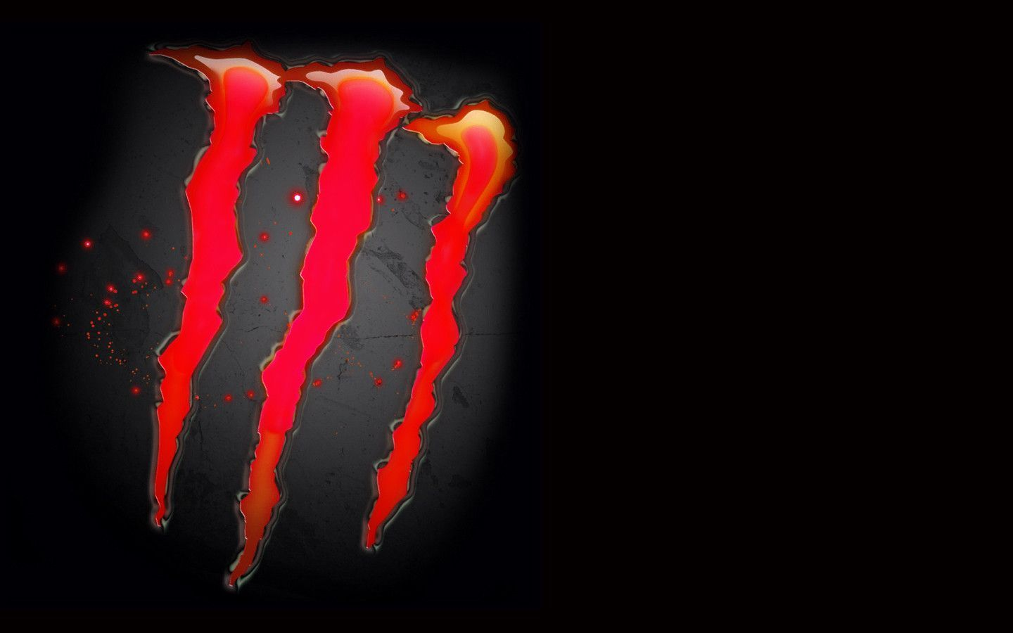 Red Monster Wallpaper