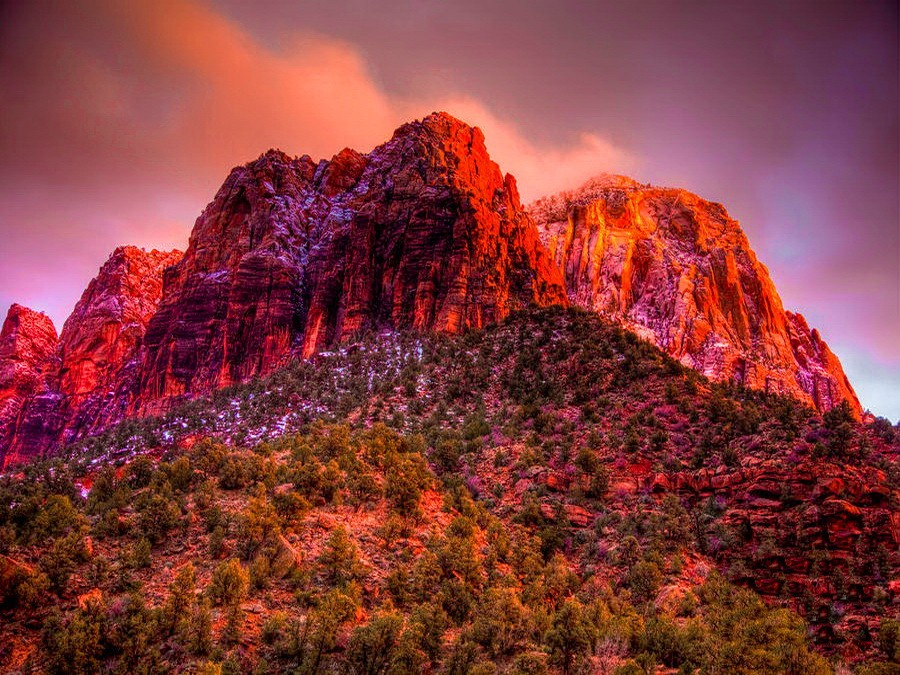 Download Red Mountain Wallpaper Gallery