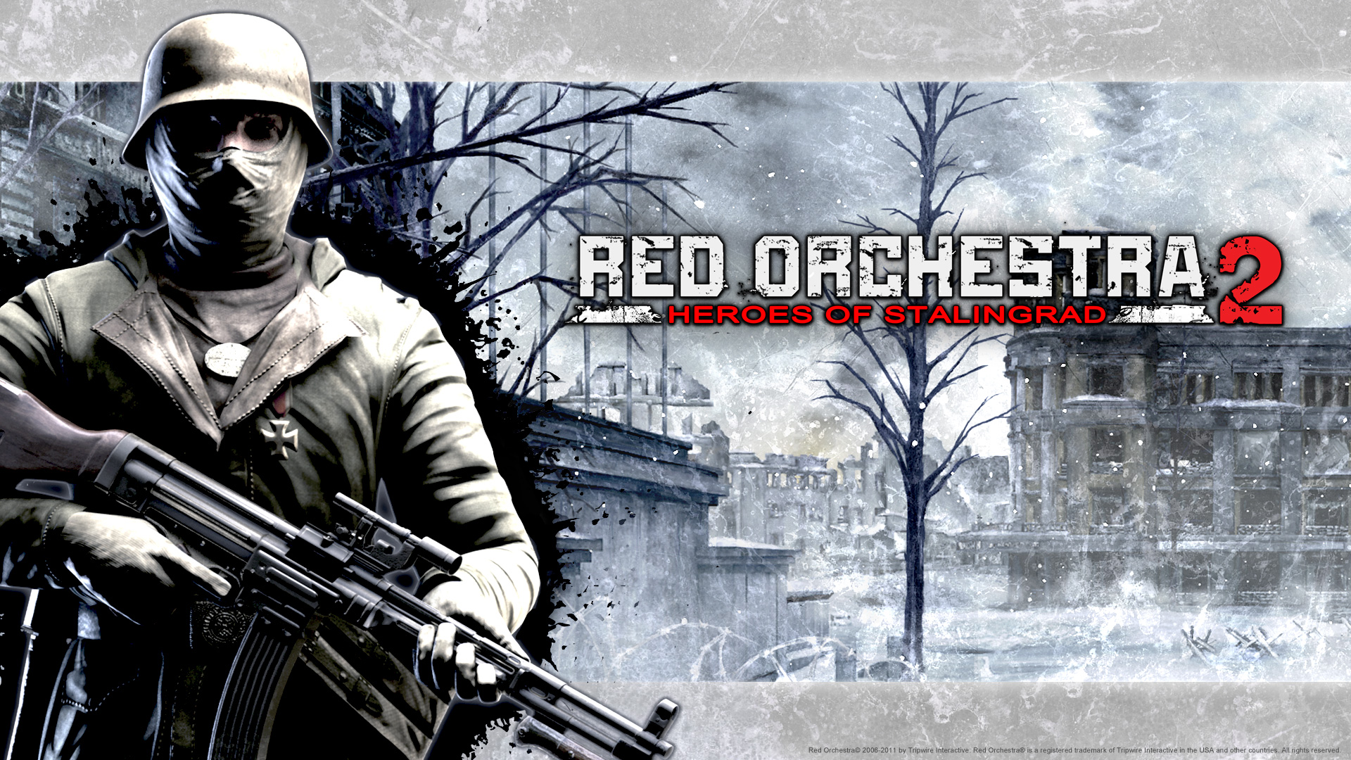 Red Orchestra 2 Wallpaper
