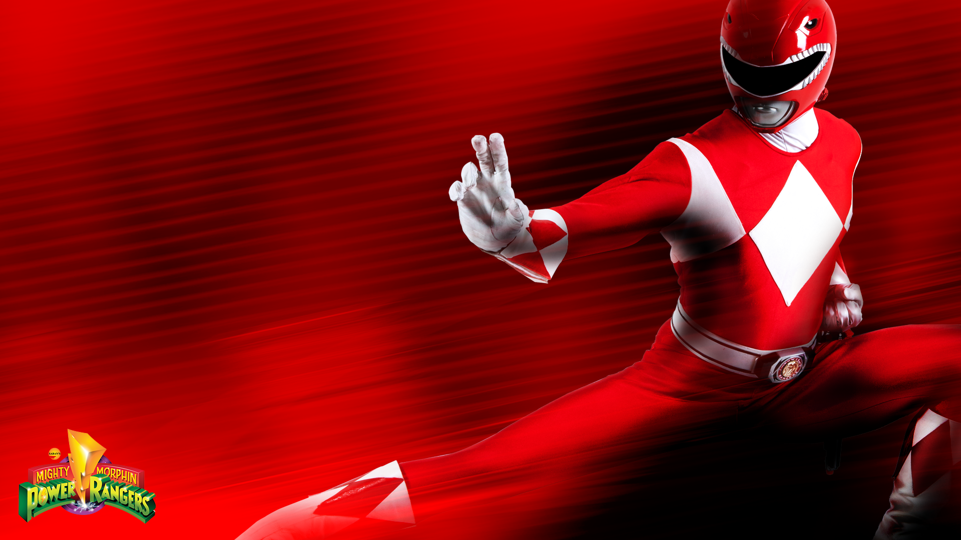 Red Ranger Wallpaper