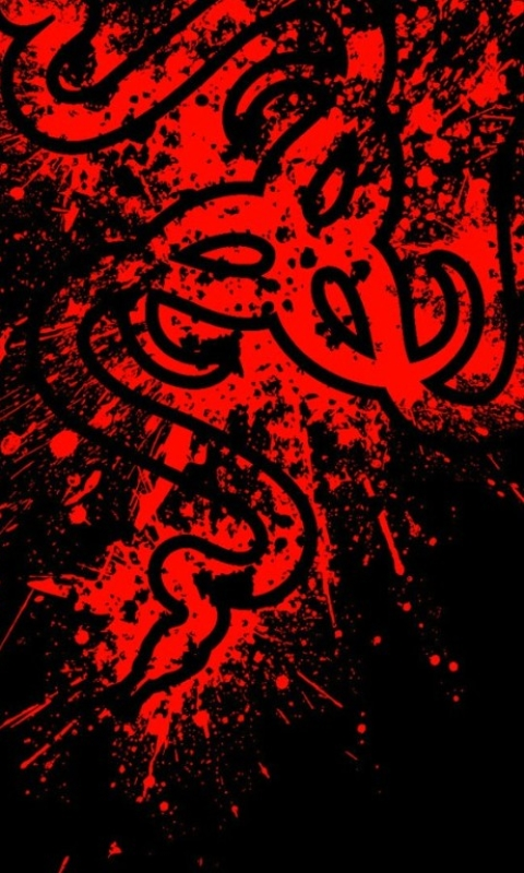 Download Red Razer Wallpaper Gallery