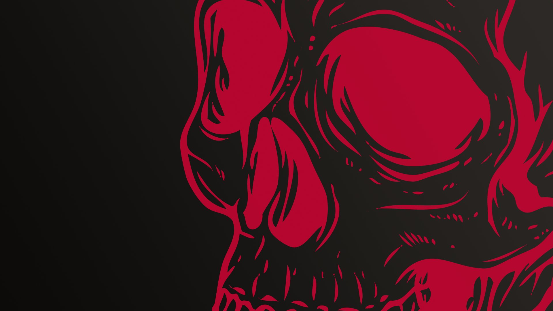 Red Skull Wallpaper