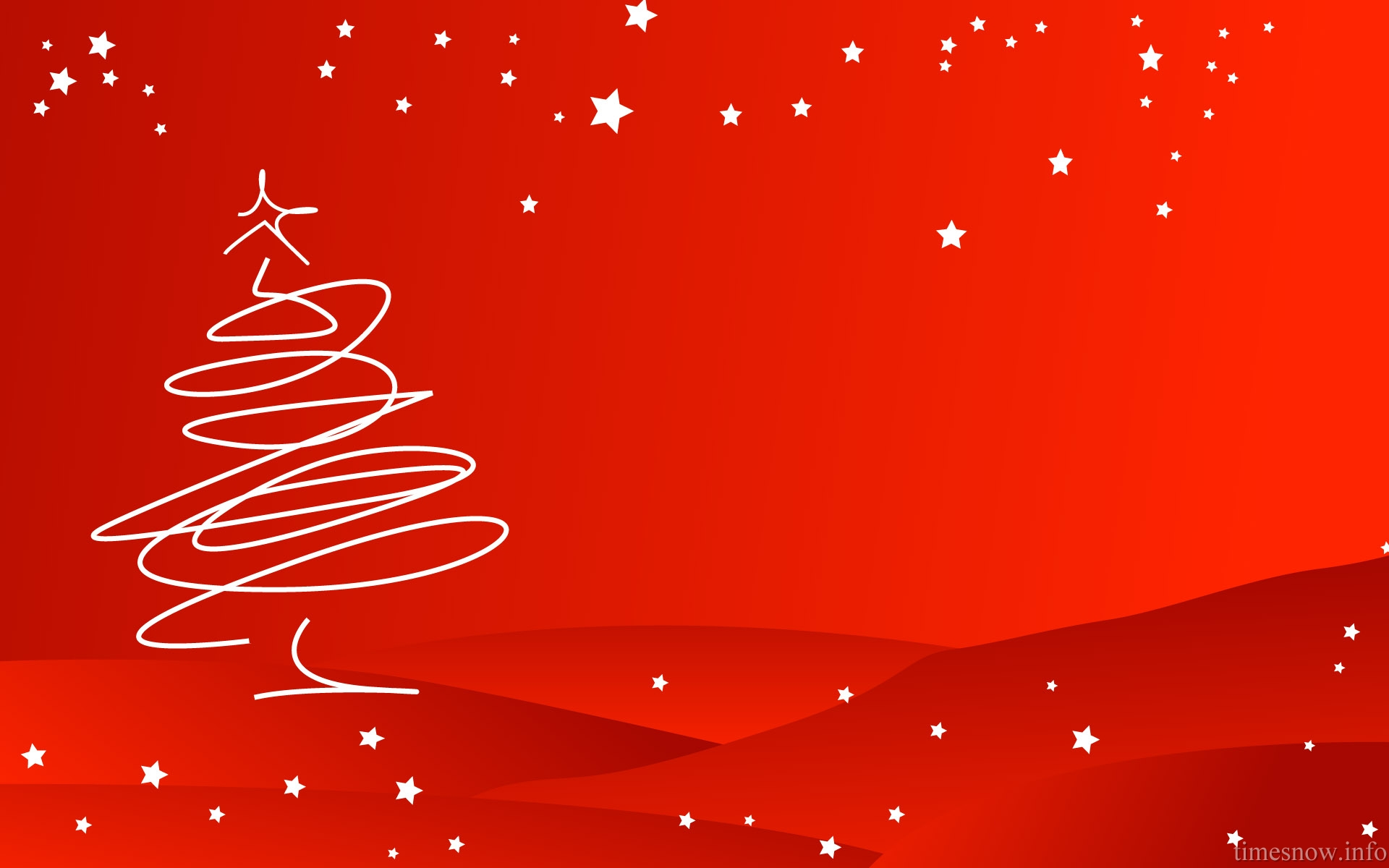 Red Wallpaper Christmas