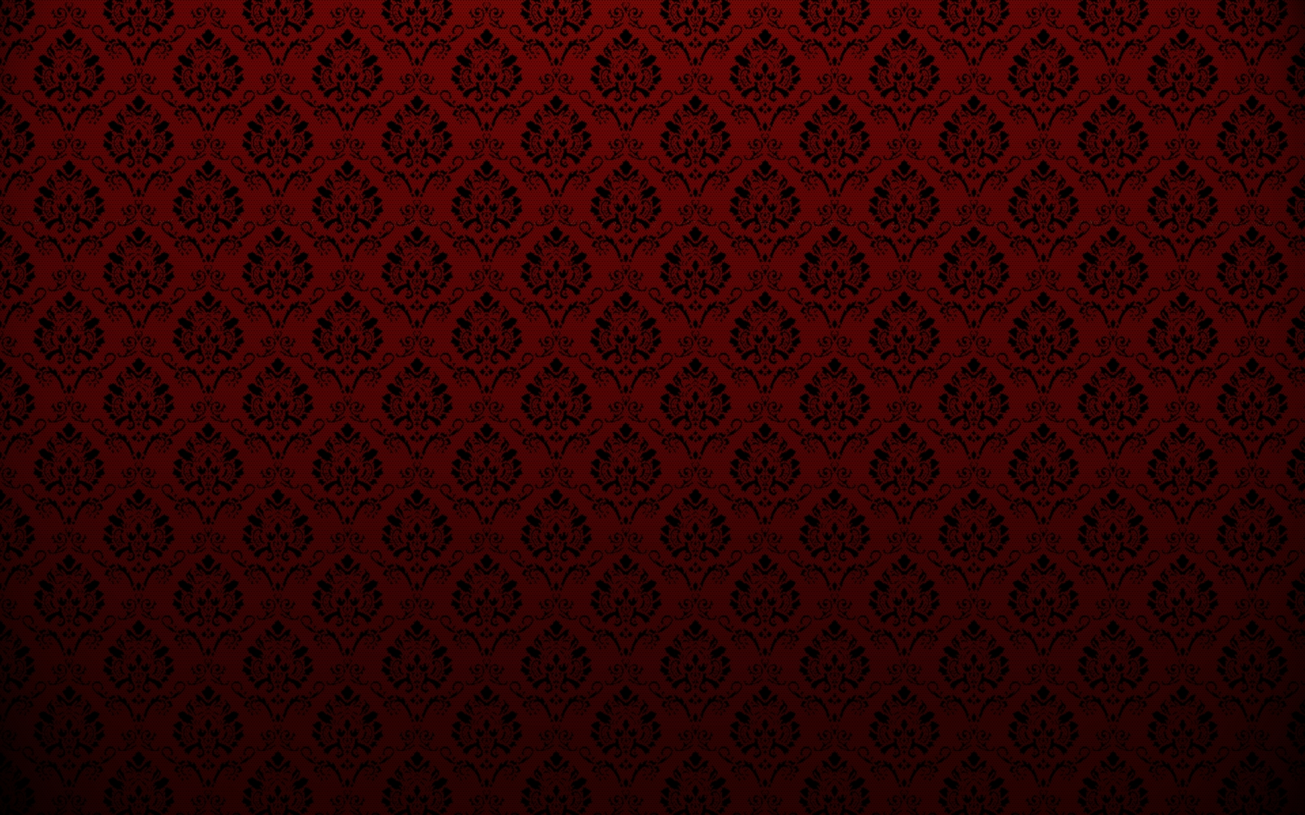 Red Wallpaper Design