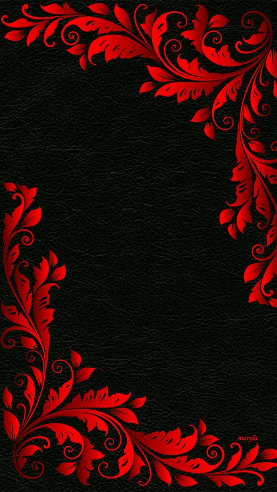 Red Wallpaper For Phone