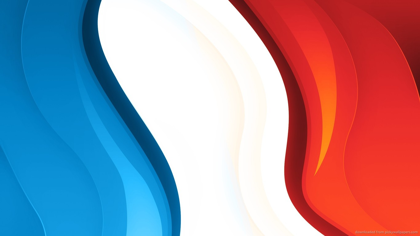 Red White Blue Wallpaper