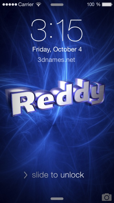 Reddy Name Wallpapers