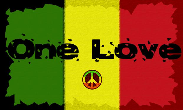 Reggae One Love Wallpaper
