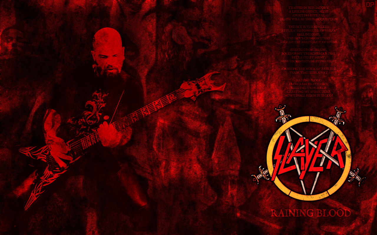 Reign In Blood Wallpaper