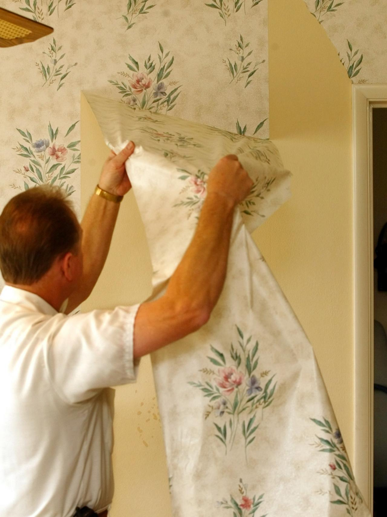 Removal Of Wallpaper