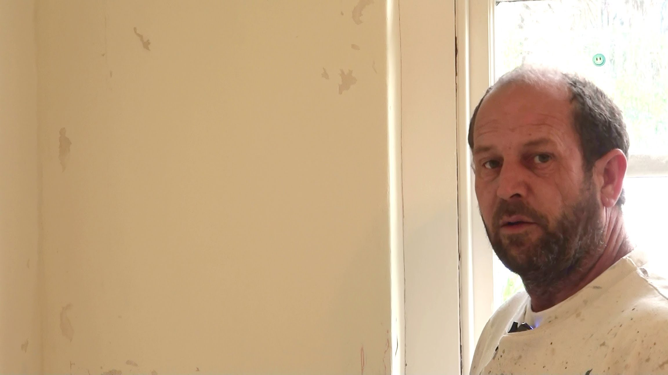 Remove Wallpaper Glue Before Painting