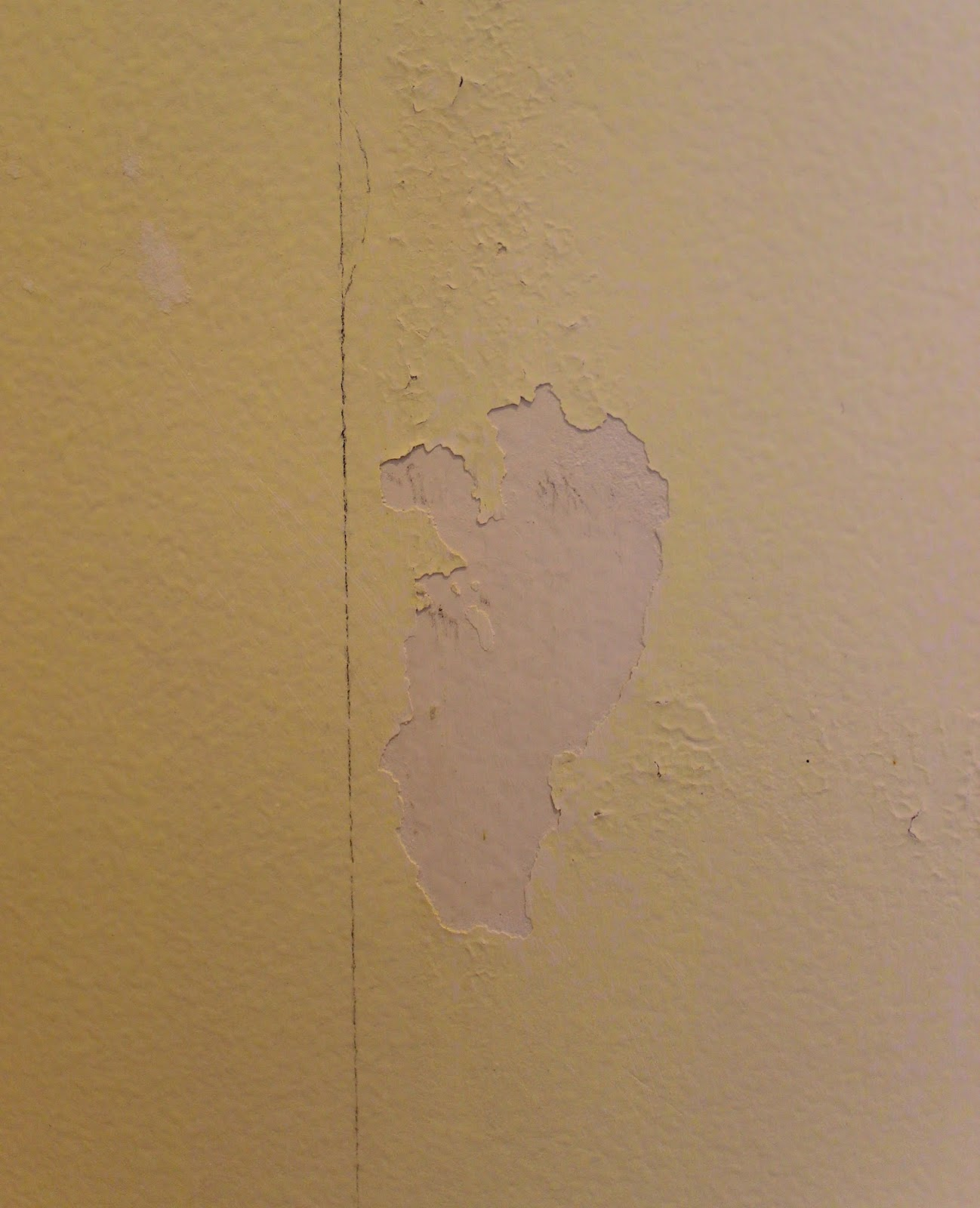Remove Wallpaper Paste Residue