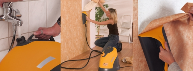 Remove Wallpaper With Steamer