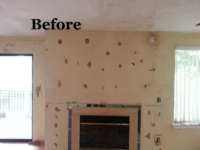 how to repair drywall after removing wallpaper  How To Repair Drywall After Removing Wallpaper   TcWorks.Org