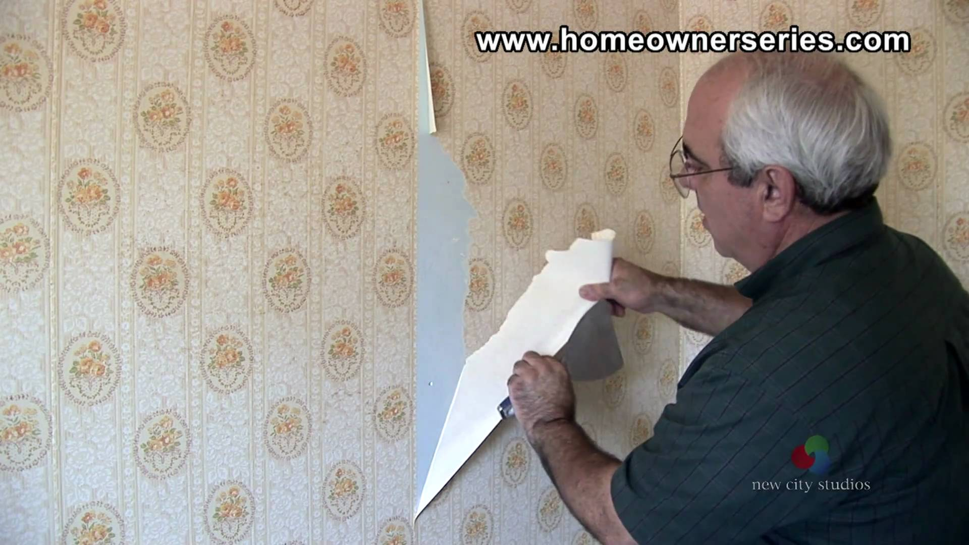 Repairing Drywall After Wallpaper Removal
