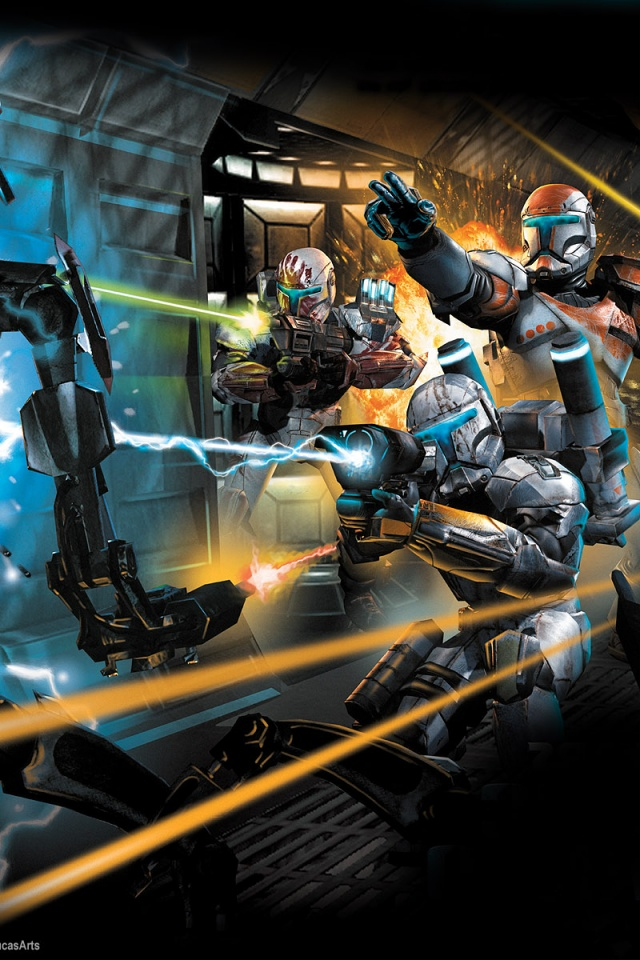 Republic Commando Wallpapers