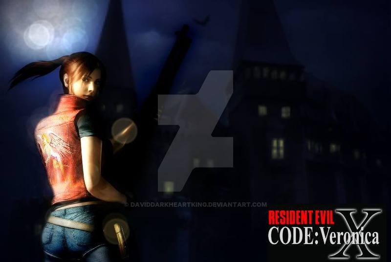 Download Resident Evil Code Veronica Wallpaper Gallery