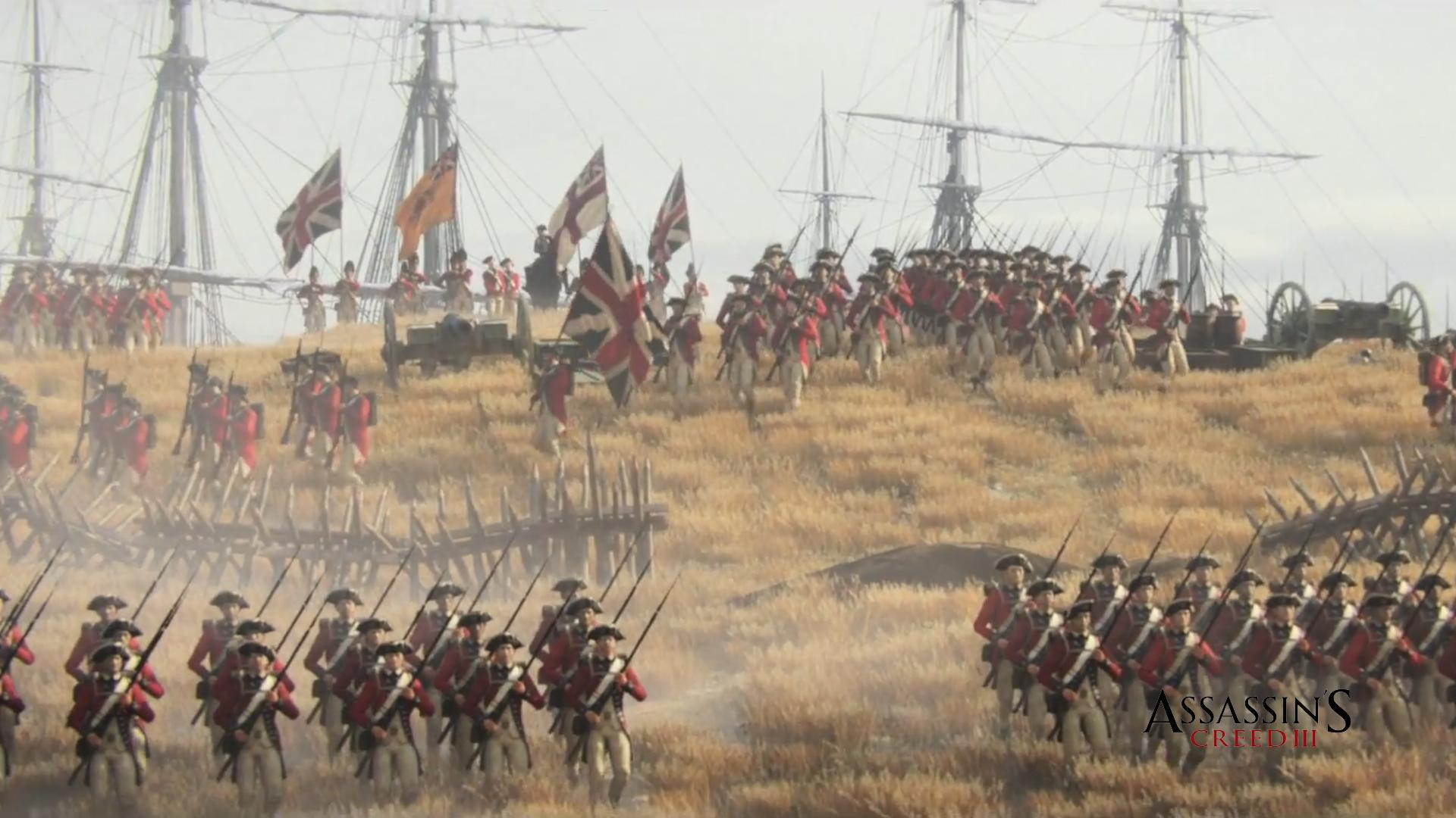 Revolutionary War Wallpaper