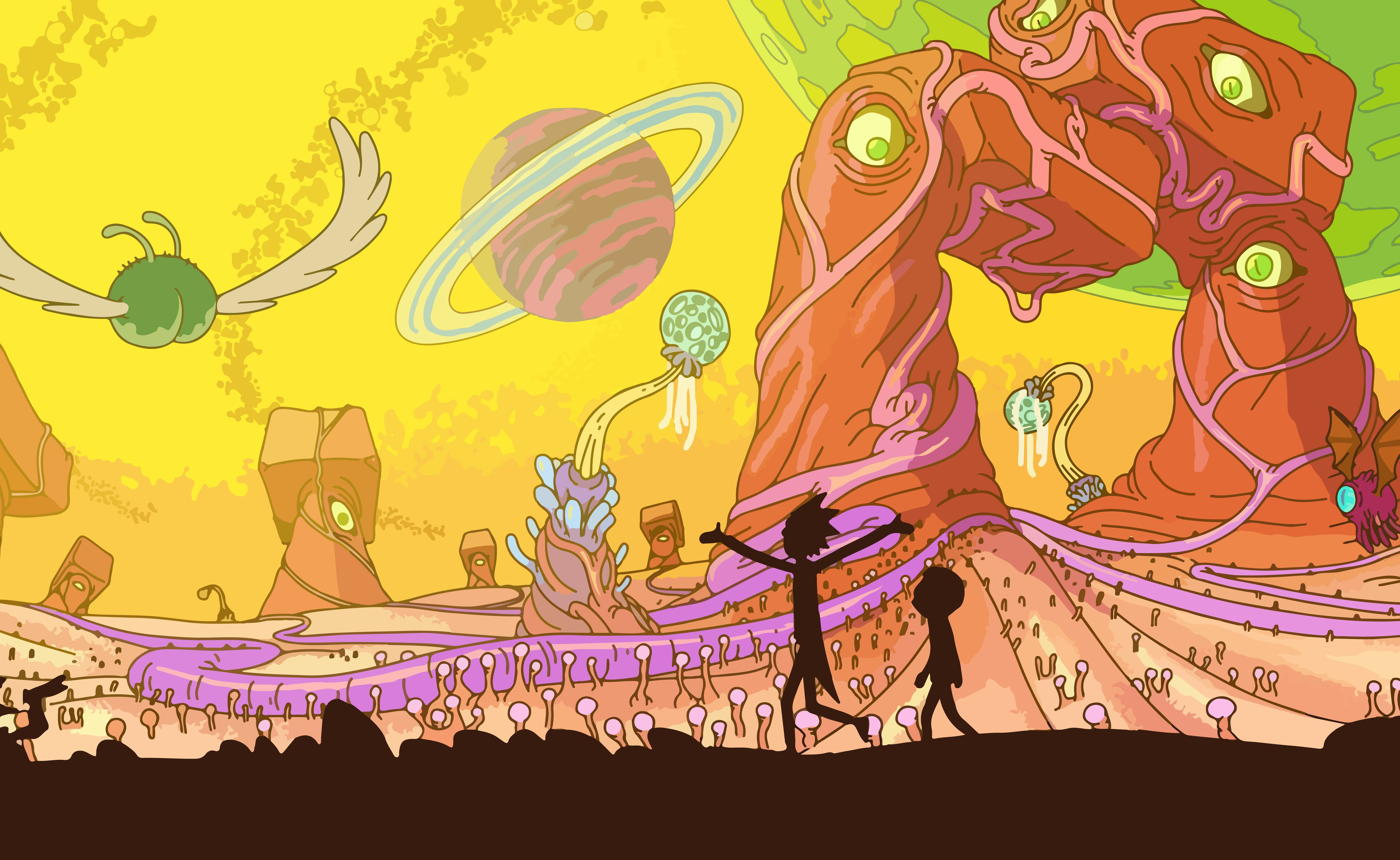 Download Rick And Morty Wallpapers Gallery