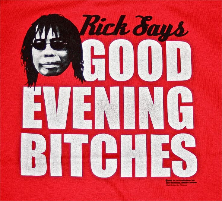 Rick James Wallpaper