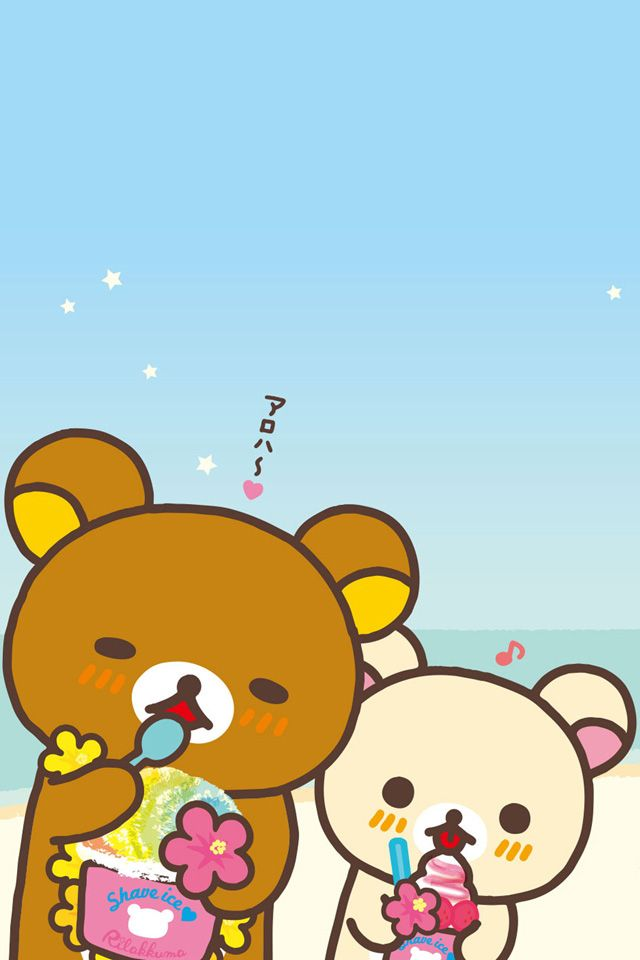 Rilakkuma Iphone Wallpaper