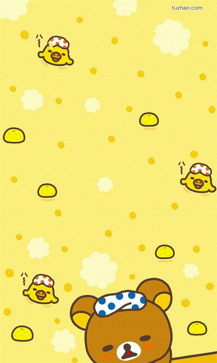 Download Rilakkuma Wallpaper Iphone Gallery