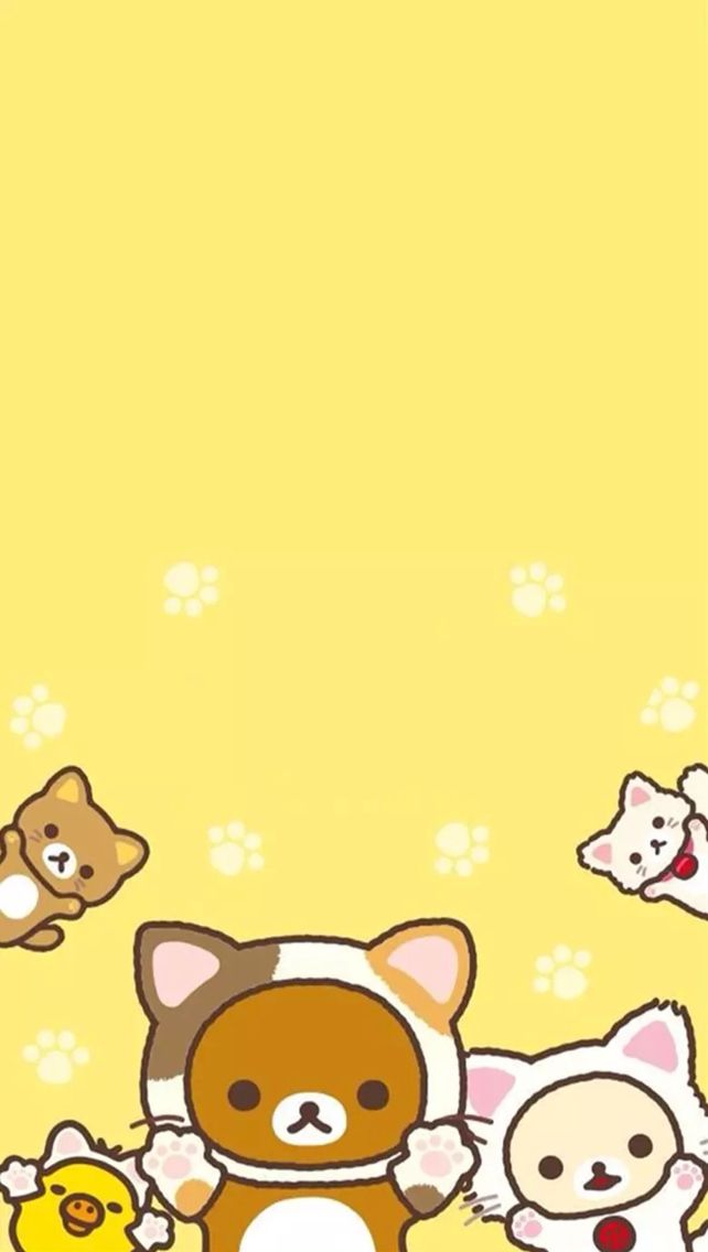 Rilakkuma Wallpaper Iphone