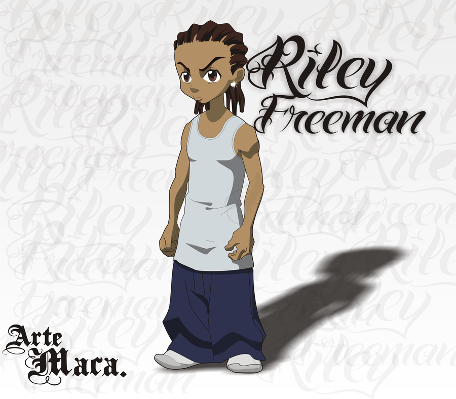 Download Riley Freeman Wallpaper Gallery