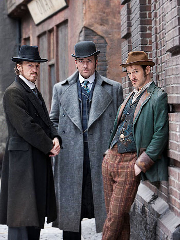 Ripper Street Wallpaper