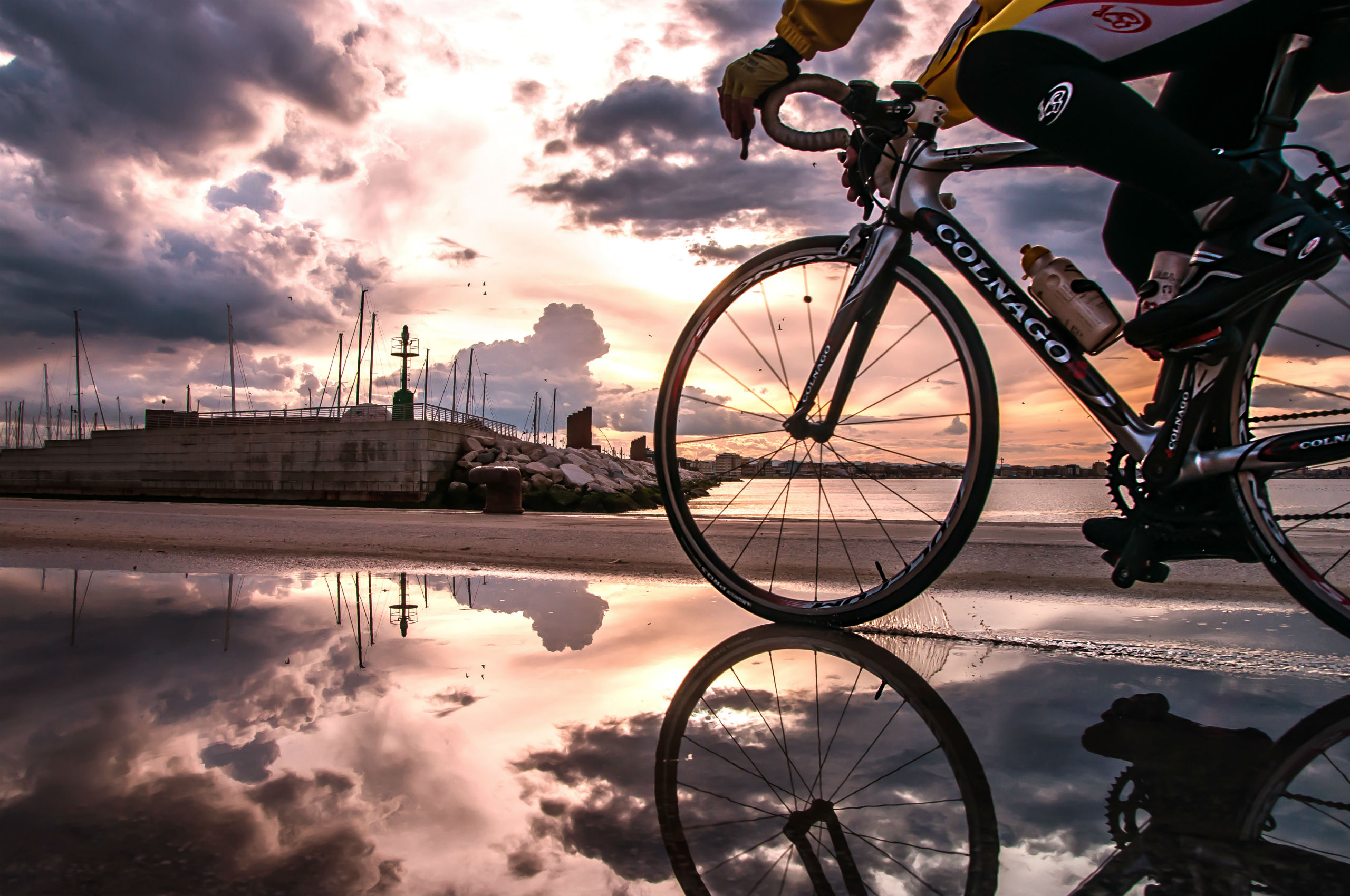 Road Bike Wallpaper