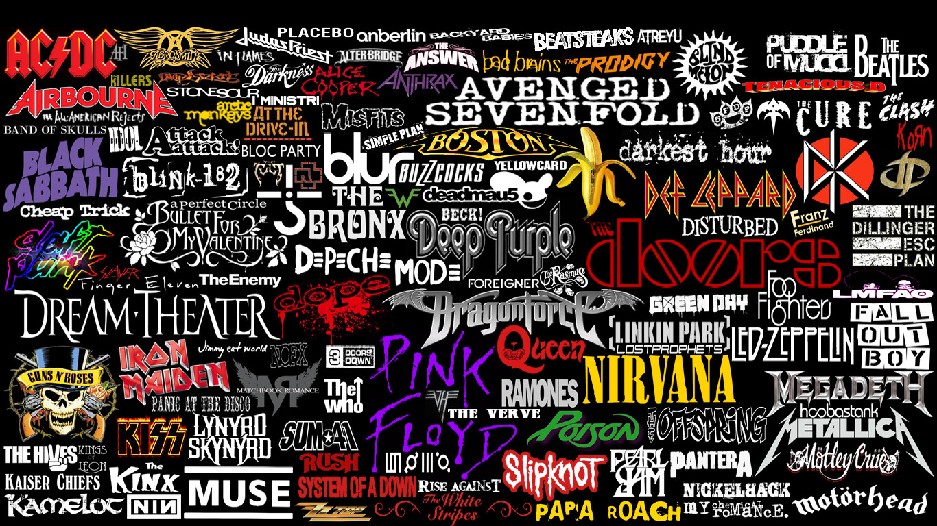 Rock Band Wallpapers