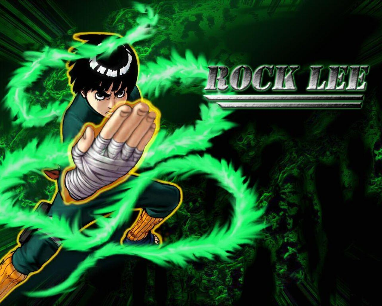 Rock Lee Wallpaper