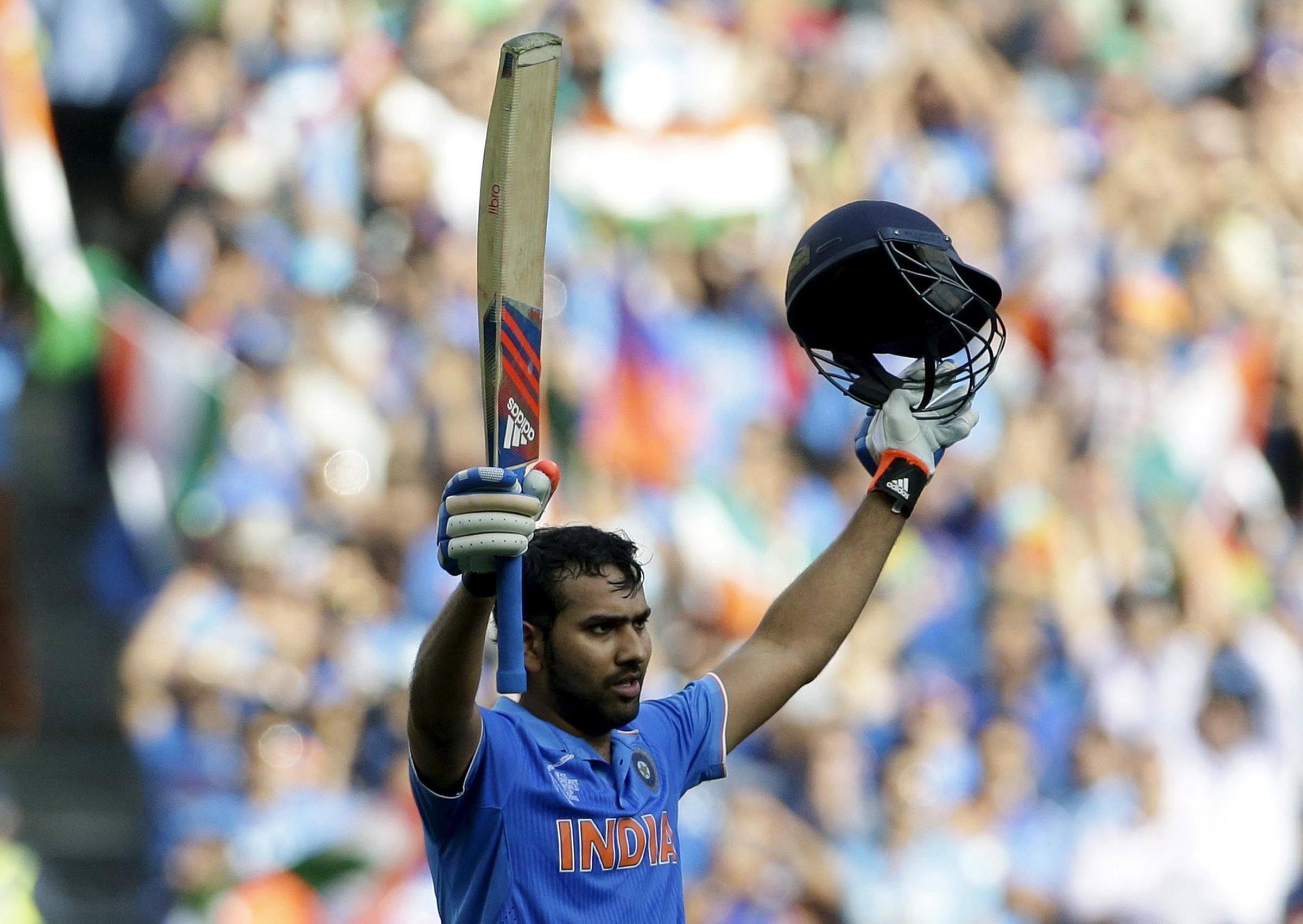 Rohit Sharma HD Wallpapers Download