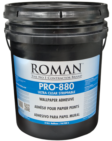 Roman Wallpaper Adhesive