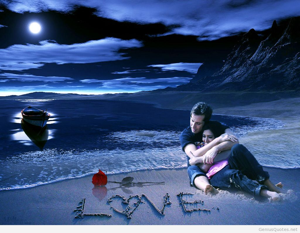 Romance Love Wallpaper