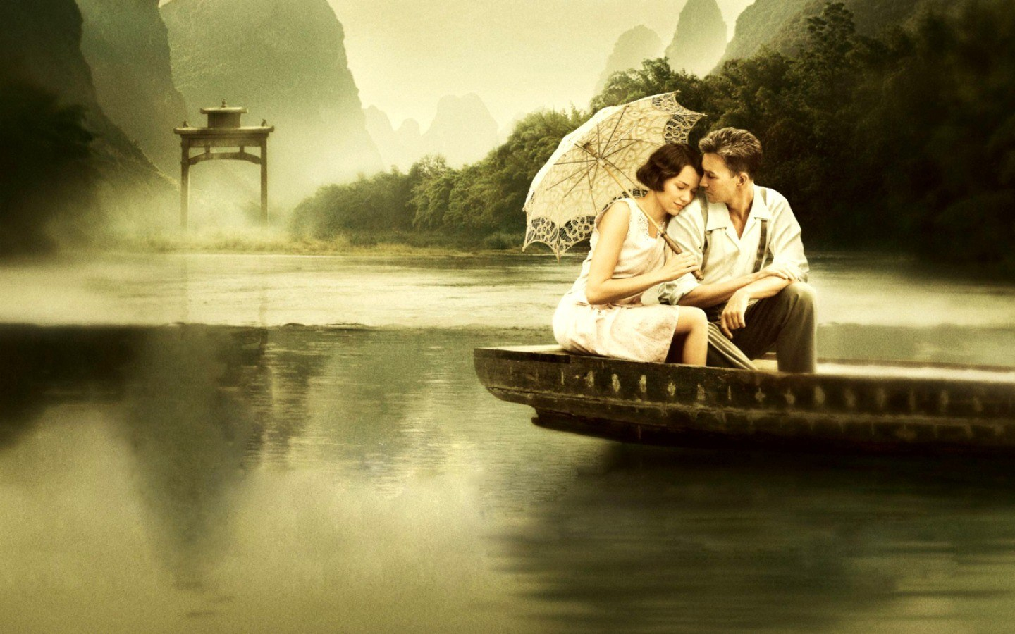 Romantic Lovers Wallpapers