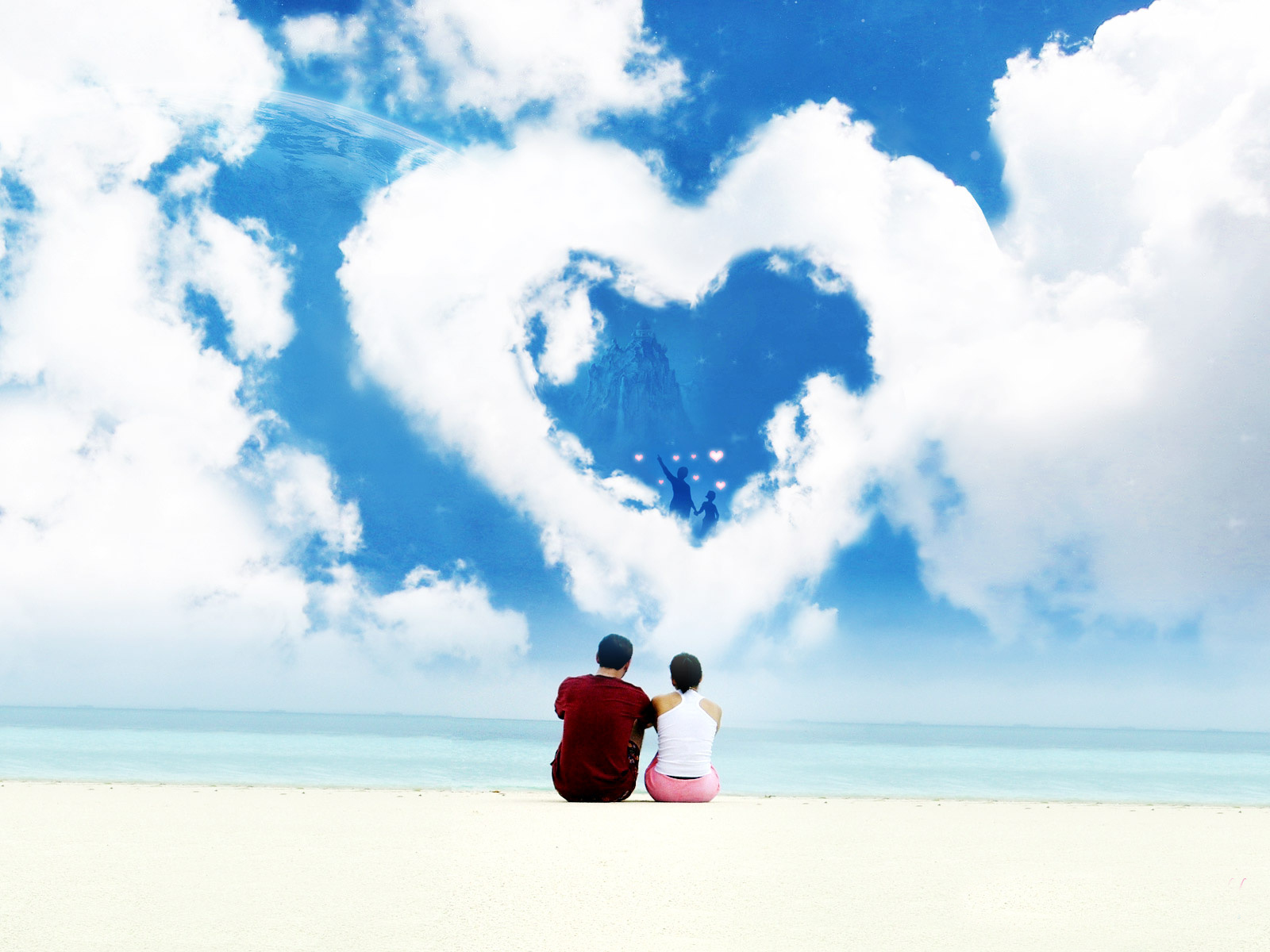 Romantic Pic Wallpaper