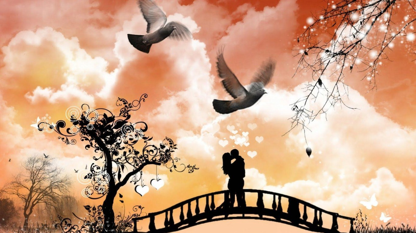 Romantic Wallpaper Pics