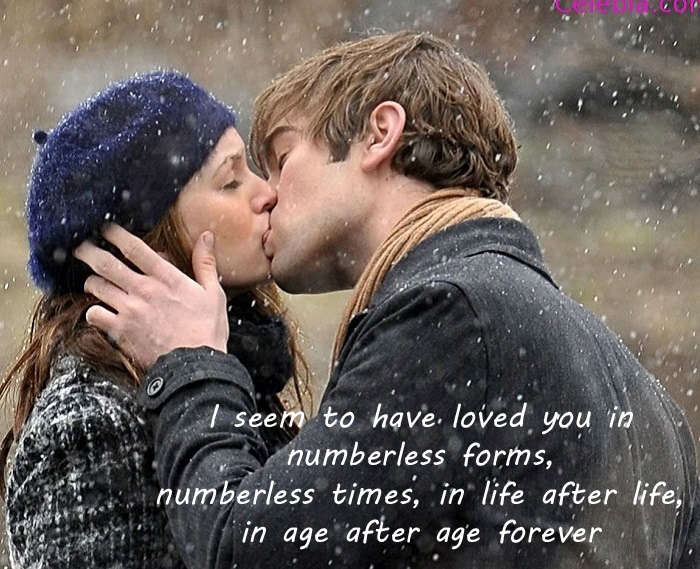 Romantic Wallpapers Of Couples With Quotes
