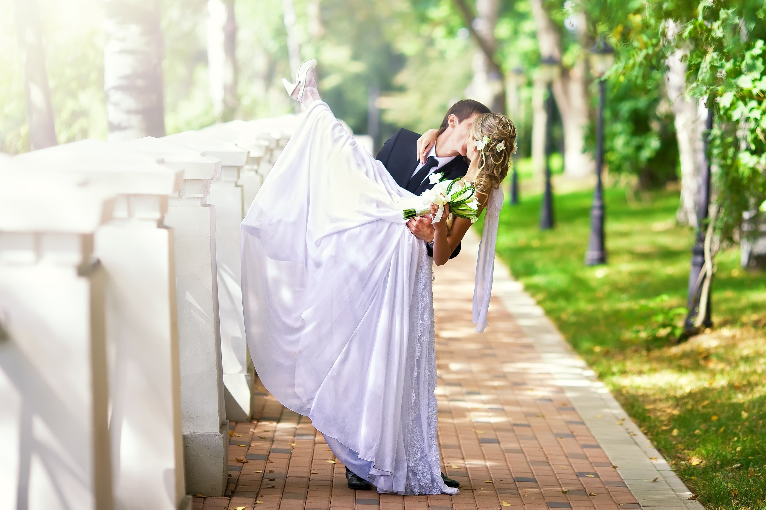 Romantic Wedding Wallpaper