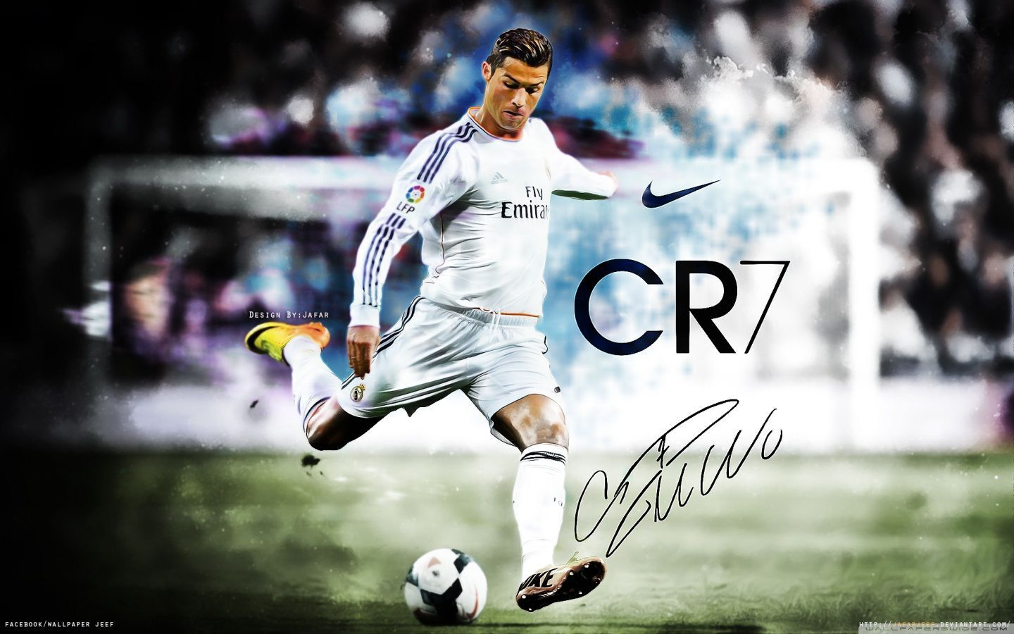 Ronaldo Football Wallpaper