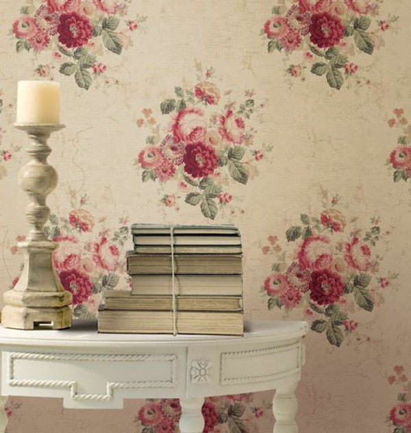 Rose Wallpaper For Walls