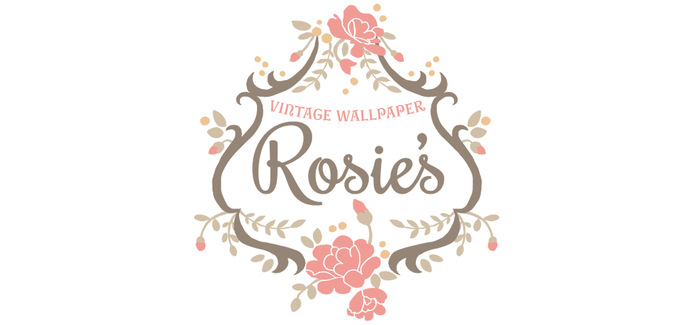 Rosie'S Vintage Wallpaper