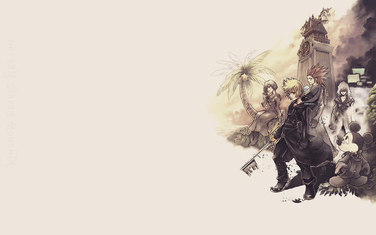 Roxas Wallpapers