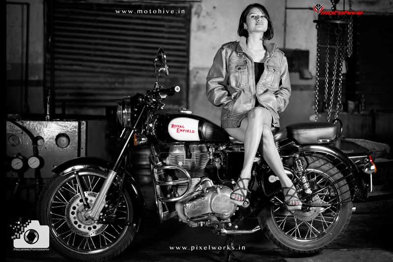 Download Royal Enfield Classic 350 Black Hd Wallpaper Gallery