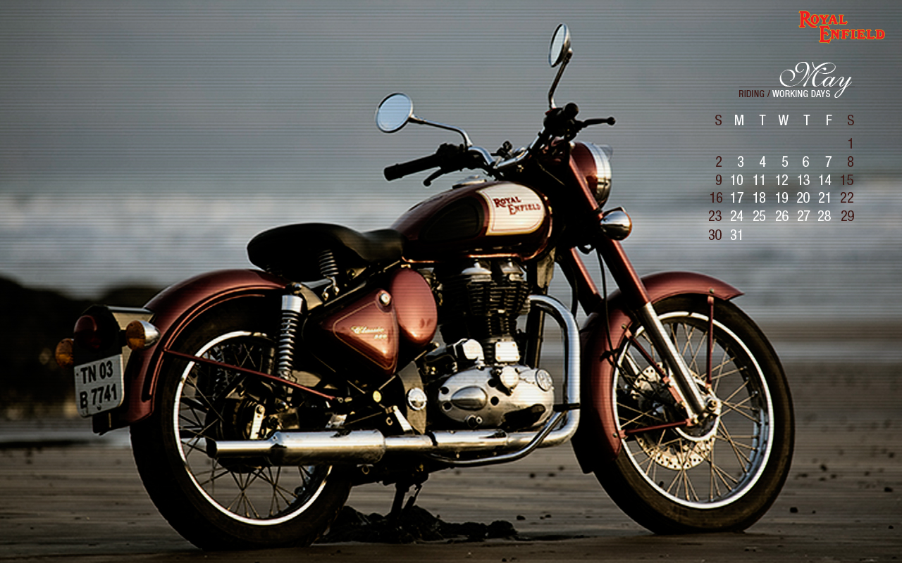 Hd wallpaper royal enfield - Royal Enfield Classic 350 Black Hd Wallpaper