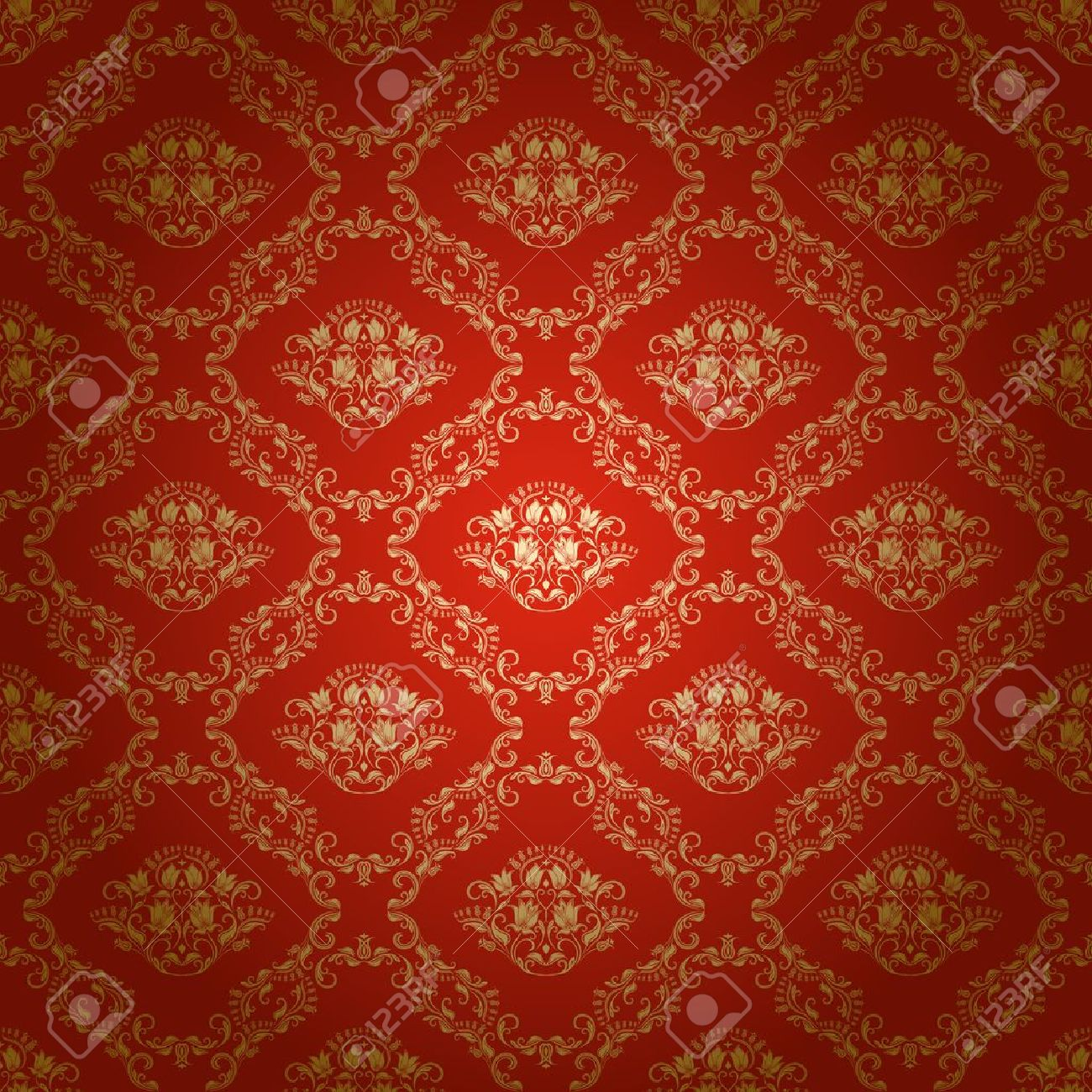 Download Royal Red Wal...K Letter Wallpapers 3d