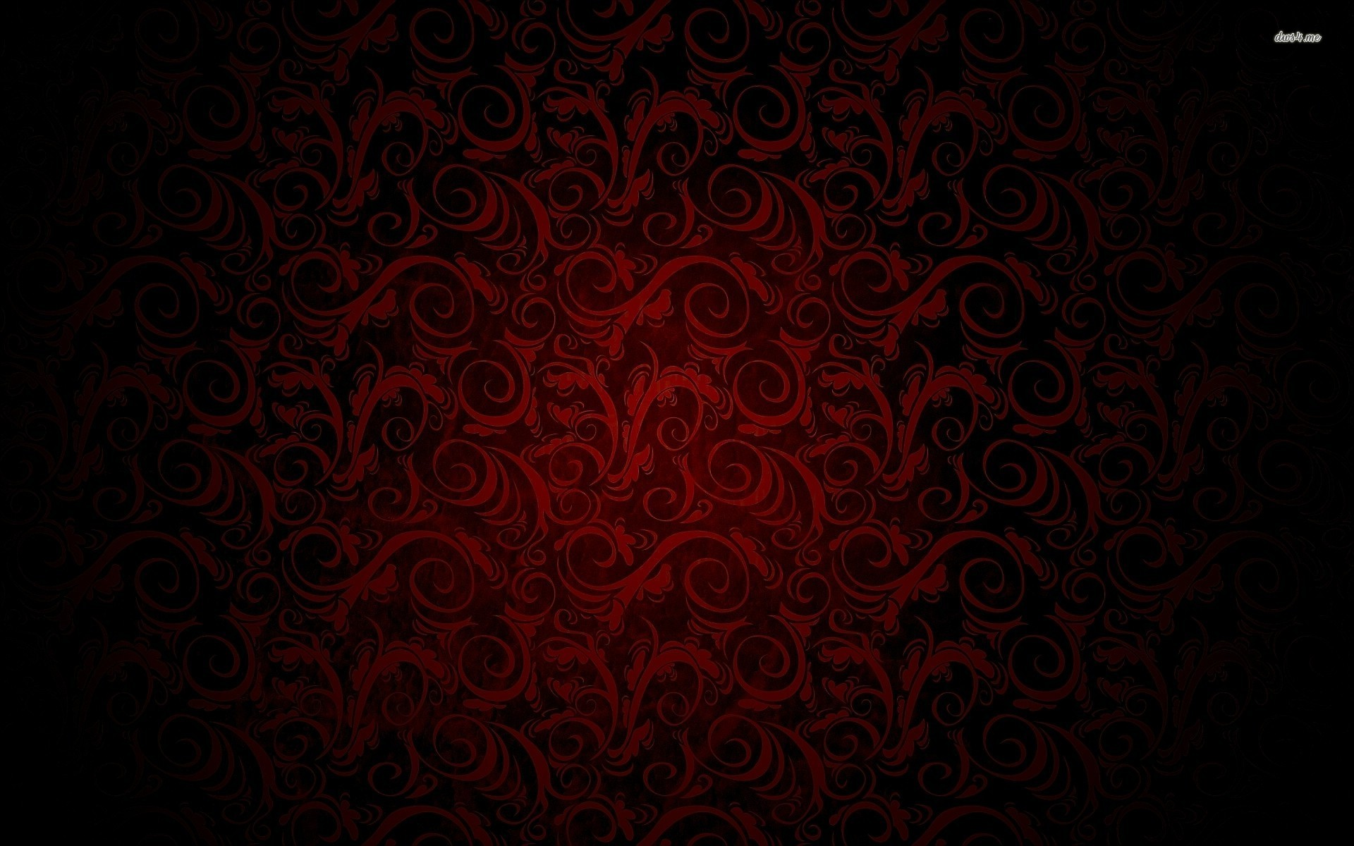 Royal Red Wallpaper